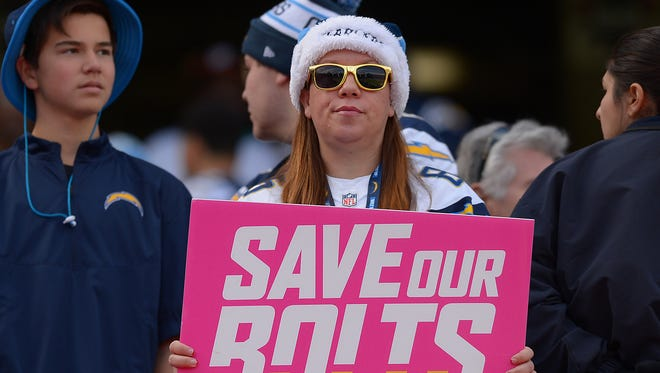 Will 2016 be the Chargers' last season in San Diego?