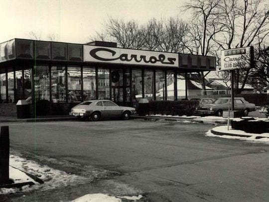 A Carroll's like this was on Court Street in the 1970s.