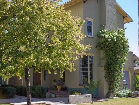 Eastman-Gillingwater Home Exterior