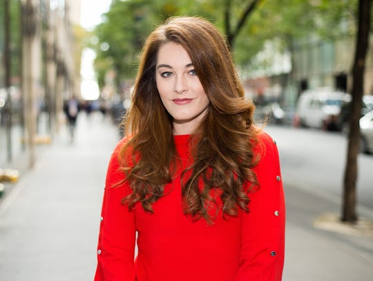 Mandy Harvey plays at the Admiral Theatre Feb. 26.