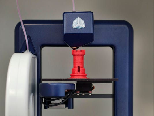 Promise of 3D printing may be overhyped