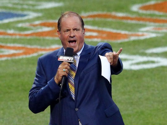 Chris Berman's wife was killed in a car accident in