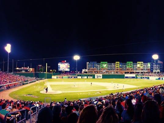 Lugnuts Cooley Law School Stadium 2017