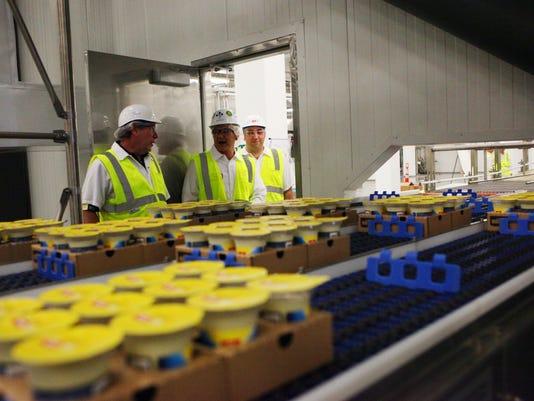 Muller Quaker Dairy plant