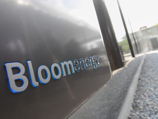 Bloom Energy in Newark has until 2017 to make up any