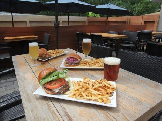 Burger Loft in New City