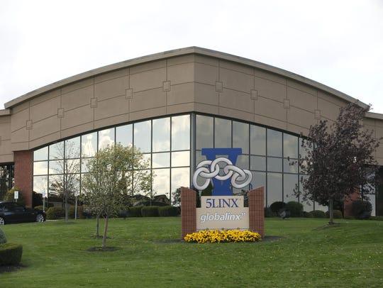 The 5LINX Enterprises Inc. headquarters in Henrietta