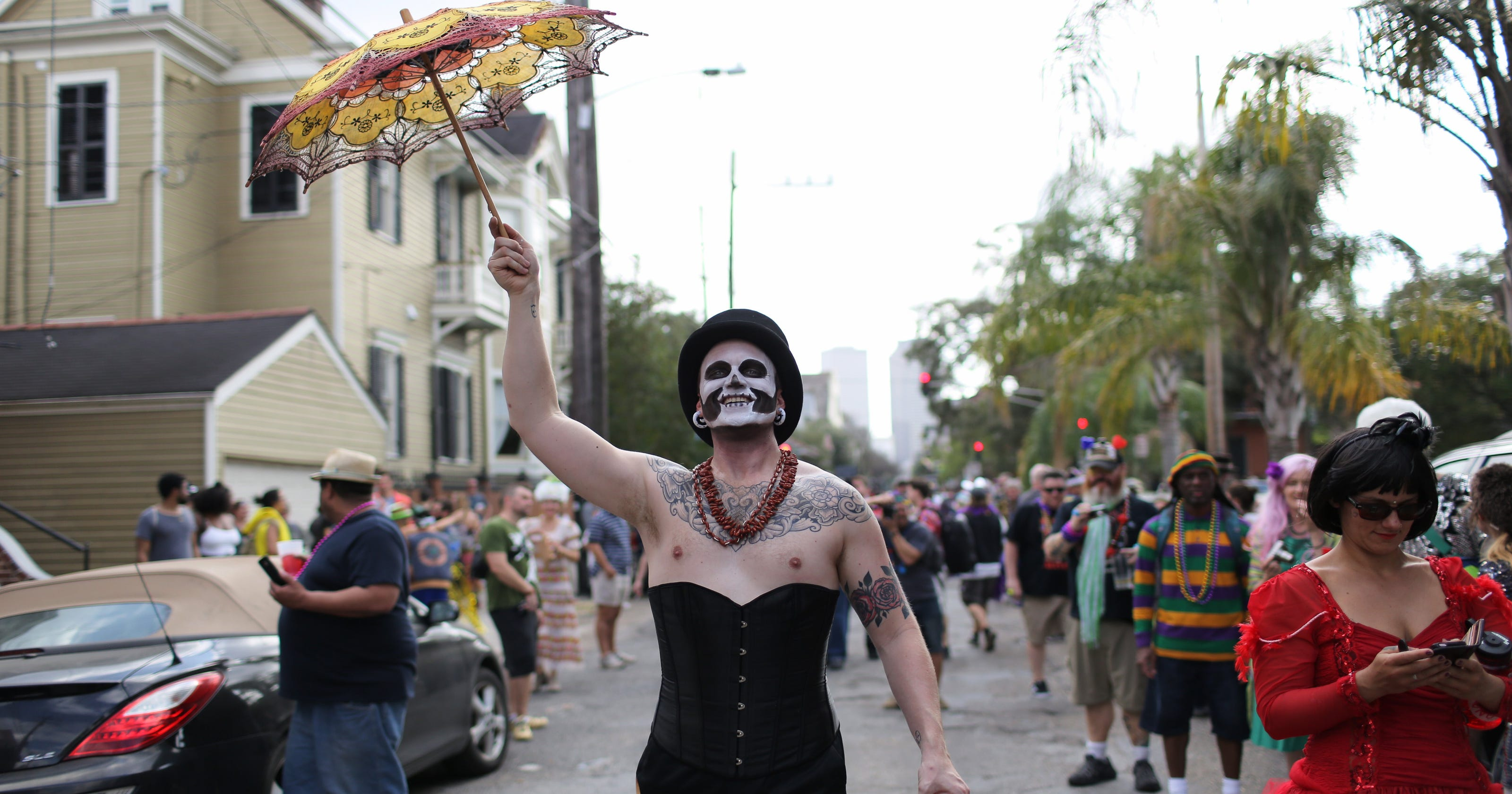 What is mardi gras most famous in new orleans and how is it celebrated - Free mardi gras pics ...