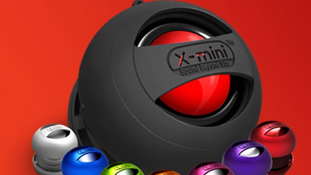 X-mini bluetooth speaker