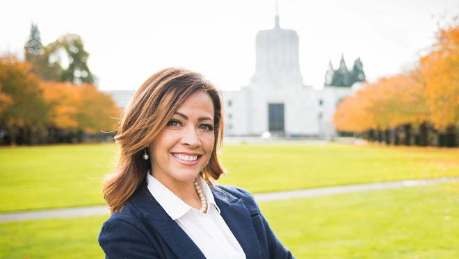 """Laura Morett, a former competitor on """"Survivor,"""" is running for State Representative of Oregon."""