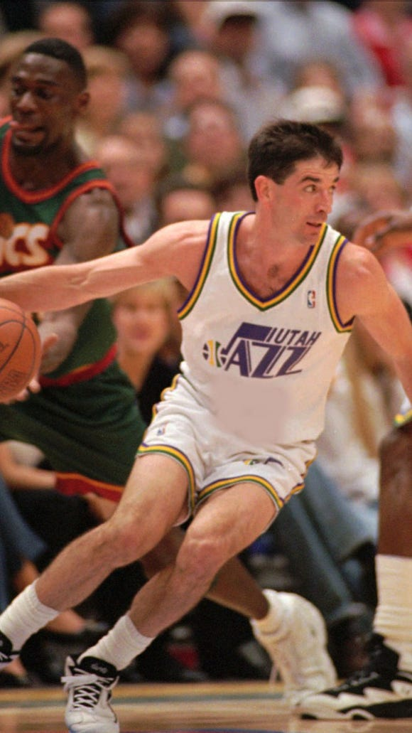 NBA hard-cores should have no problem remembering these legends' numbers