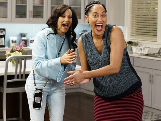 RASHIDA JONES, TRACEE ELLIS ROSS