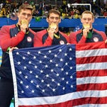 Team USA takes the lead on Olympic gold medals: #tellusatoday