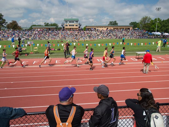 The Colorado state track and field meet starts Thursday at Jeffco Stadium in Lakewood.