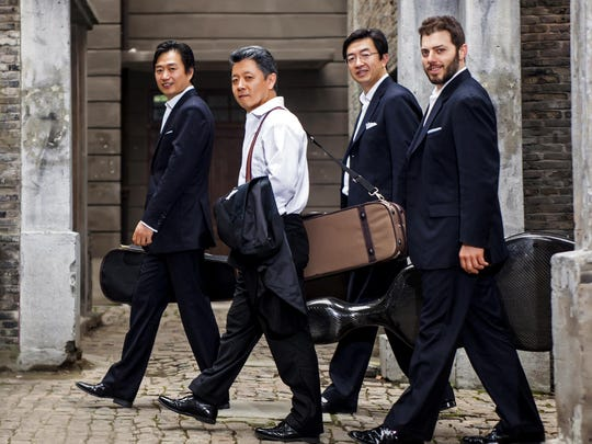 Mark your calendar for Jan. 16, when the Shanghai Quartet performs in the Chamber Music of Detroit series.