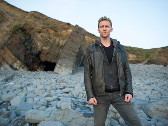 Tom Hiddleston plays former soldier Jonathan Pine in