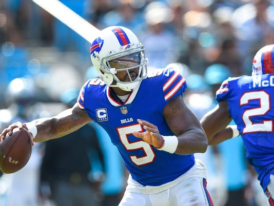 NFL: Buffalo Bills at Carolina Panthers