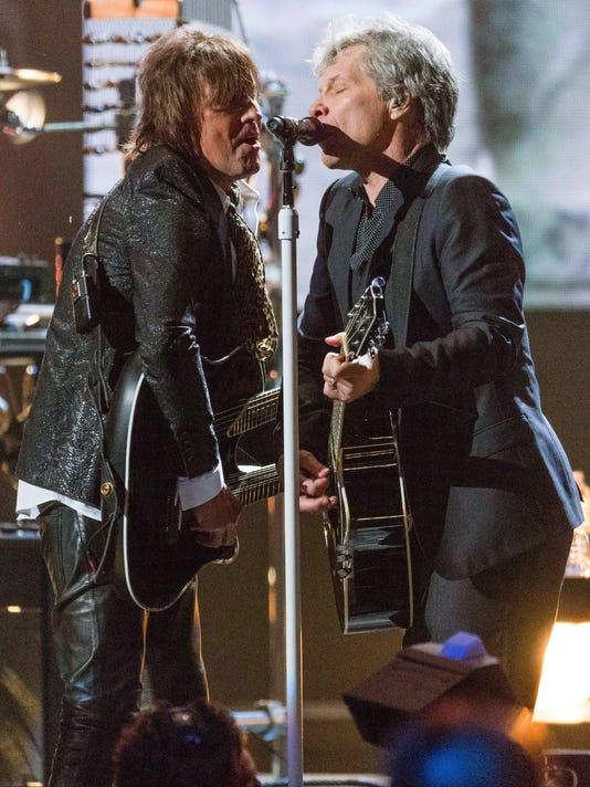 Richie Sambora, Jon Bon Jovi