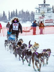 Jessie Royer, who grew up in Montana and spent many years in the Treasure State, finished third in the 2019 Iditarod.
