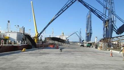 Ahead of schedulePort Canaveral announced has completed a project to renovate two North Cargo piers. The project was valued at $4 million
