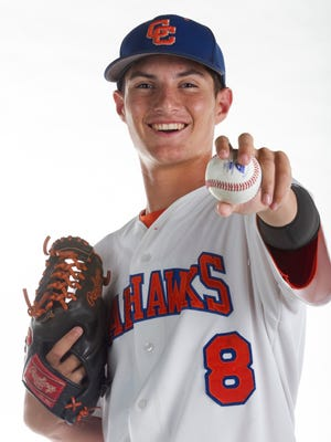 Cape pitcher Shane McClanahan could be selected in the Major League Baseball draft June 8.