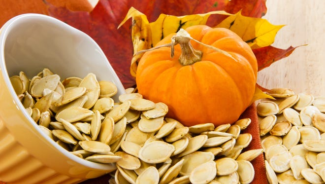From seeds to puree, almost every part of the pumpkin is edible.