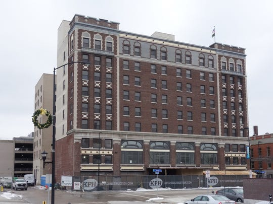 The Hotel Northland, 304 N. Adams St.