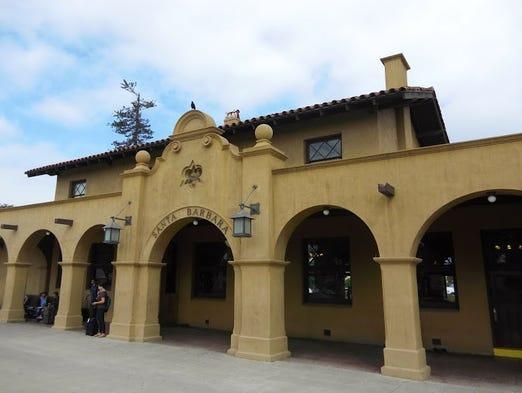 Rent A Car Santa Barbara Train Station