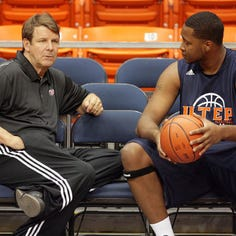 Health scare, loss of fun fueled Tim Floyd's retirement from UTEP basketball in November