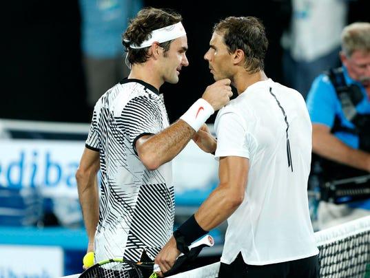 2018-01-10 Nadal Federer