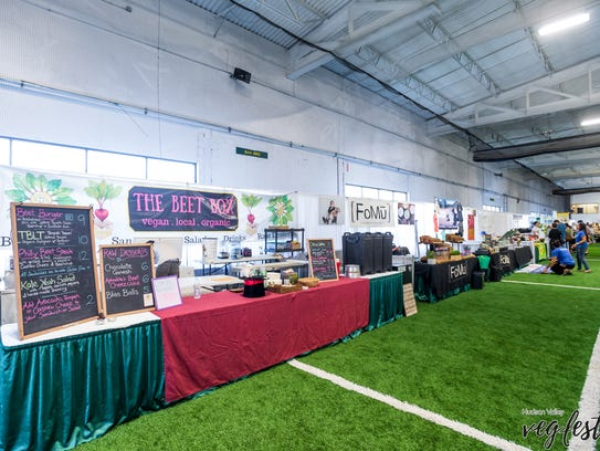 The Hudson Valley VegfestVegfest includes a medley