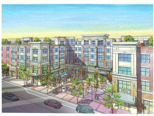 Apartment Building Agreement park ridge oks agreement for downtown redevelopment