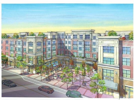 Park ridge oks agreement for downtown redevelopment for Park ridge building department