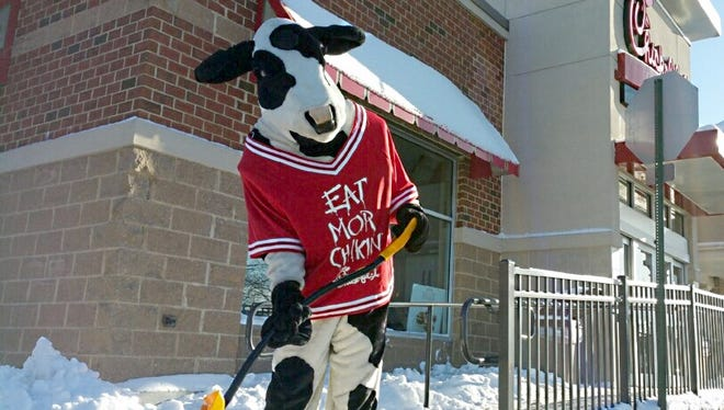 Chick-fil-A will open in Delta Township this fall and in Okemos early next year.