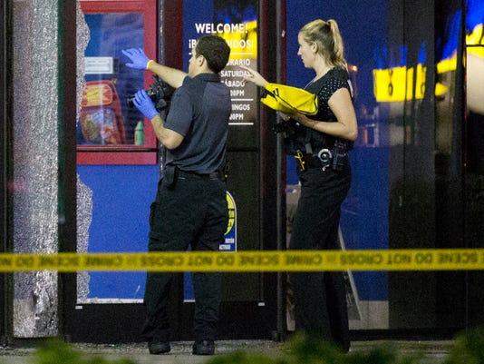 Florida Mall Shooting