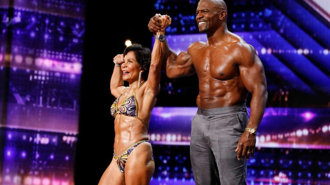 "Vero Beach resident and bodybuilder Josefina Monasterio will perform on NBC's ""America's Got Talent"" at 8 p.m. Tuesday."