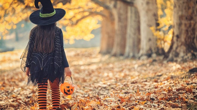 "Most Americans say they can't imagine Halloween without trick-or-treating, according to a Harris Poll. Dr. Dean Blumberg, with UC Davis Children's Hospital, says ""I just don't see how it's feasible to do this safely."""