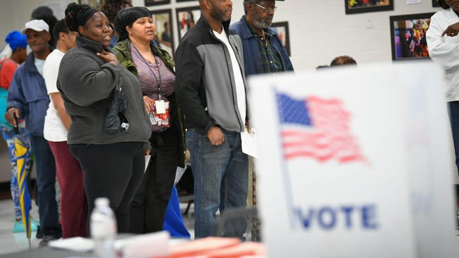 Voters in Georgia faced long lines in 2018. This year the state rolled out a multimillion dollar ballot-marking system rejected by Texas and under scrutiny for accuracy and security concerns.