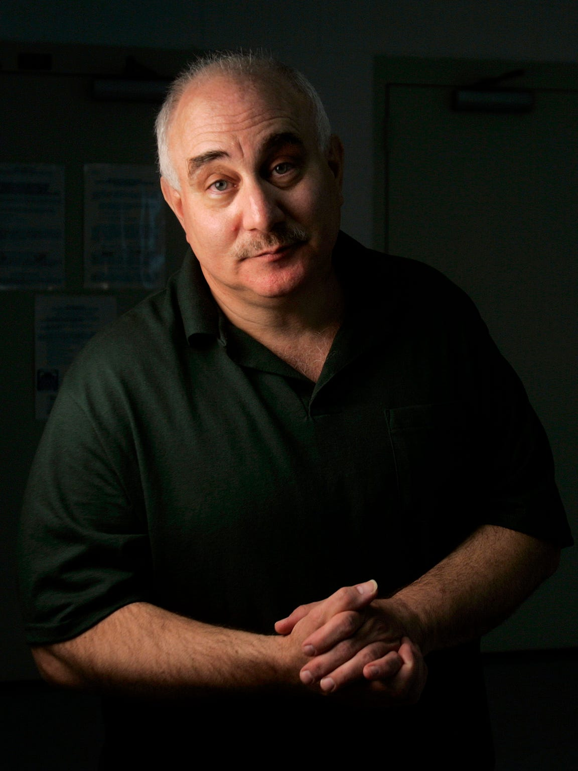 In this May 29, 2009 photo, David Berkowitz poses during