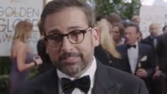 Steve Carell admits to eating bloody bison liver