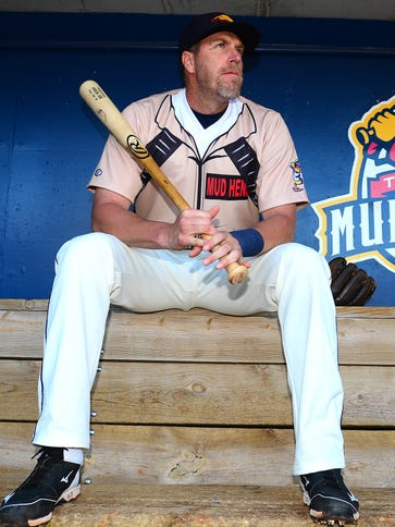 Mike Hessman hit just 14 home runs over his major league