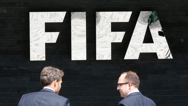 Swiss prosecutors opened criminal proceedings into FIFA's awarding of the 2018.