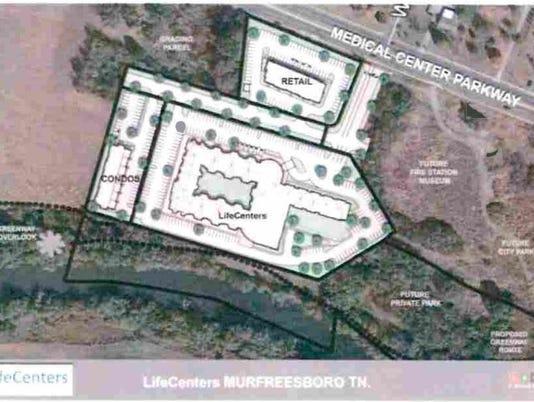 LifeCenters proposal