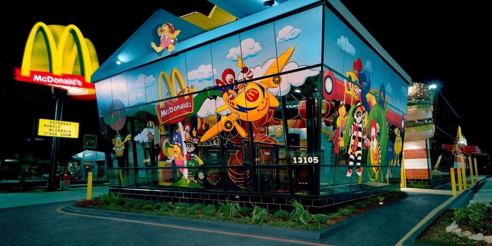 Coronavirus: McDonald's to close ...