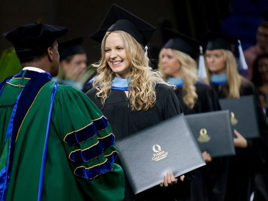 Main art - FGCU graduation
