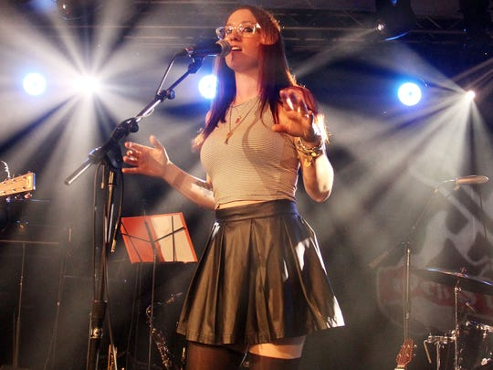 Singer/songwriter Ingrid Michaelson brings her Lights Out Tour to the Weidner Center on Saturday night for the finale to UW-Green Bay Day.