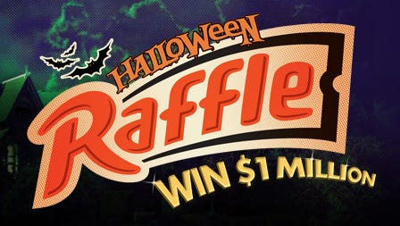 Oregon Lottery's Halloween Raffle winner announced