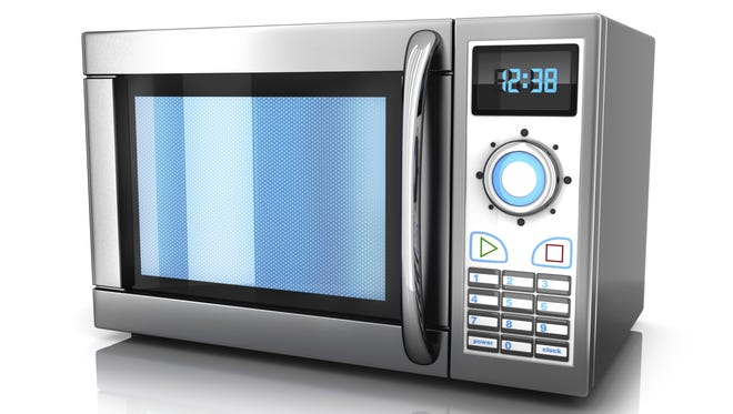 Microwaves are among energy vampires that use energy even when not being used. Technology may be able to convert this wasted energy so it can power the devices themselves.