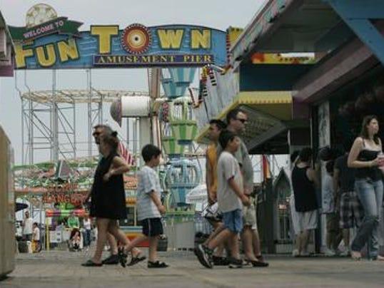 Funtown Pier 2006