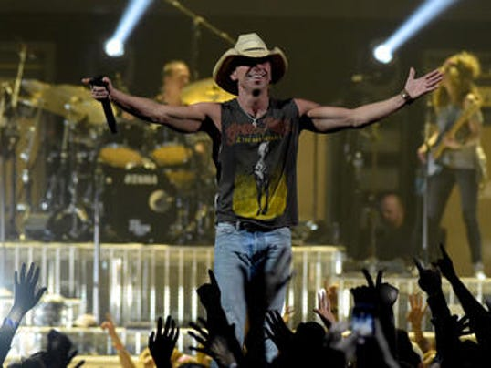 Kenny Chesney The Big Revival Tour Lineup